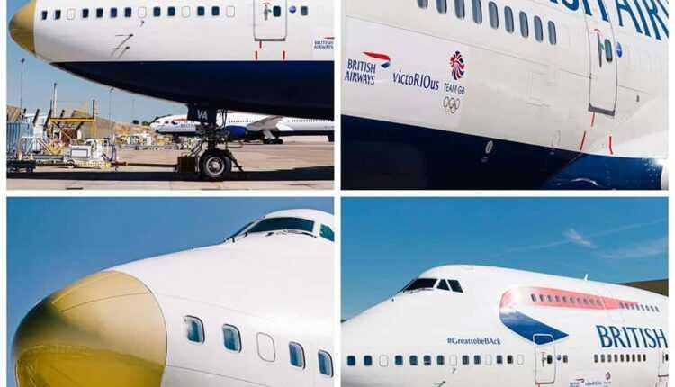 Olimpicii britanici au ajuns acasa cu un zbor charter operat de British Airways