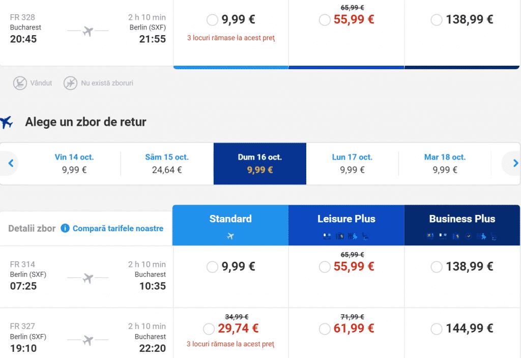 Bucuresti-Berlin-9.99-EURO