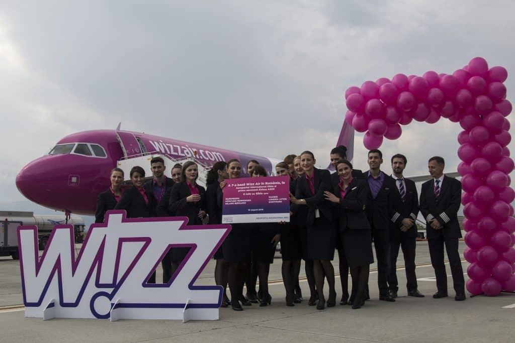 Inauguración de la base Wizz Air Sibiu 03