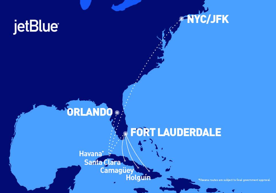 JetBlue-Airways-Cuba-RouteMap