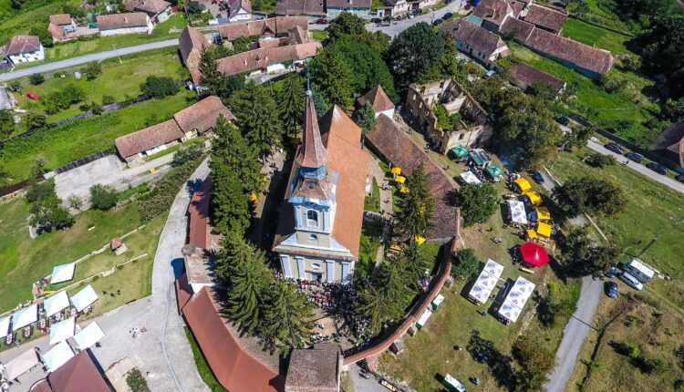 Peste 4000 de turiști și sași la Săptămâna Haferland