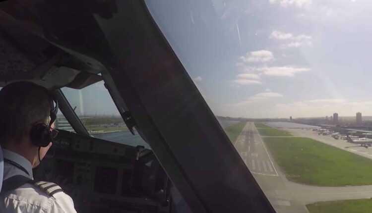 (Video) Din cockpit: aterizarea pe aeroportul London City