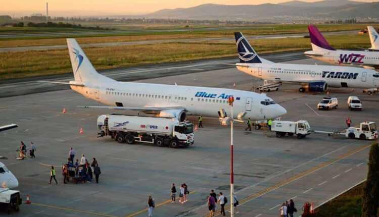 Aeroportul Internaținal IAȘI, creștere de 160% în iulie 2016