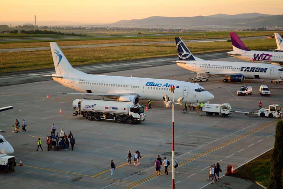aircraft-airport-Iasi