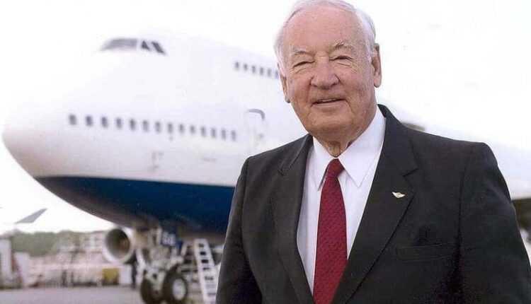 A murit Joe Sutter, tatăl aeronavei Boeing 747 (1921-2016)