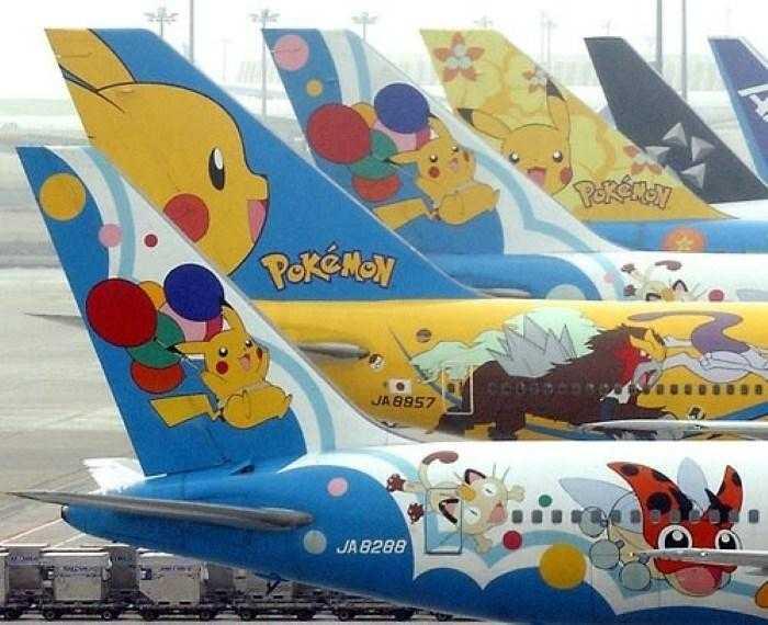 Pokemon Jet ANA
