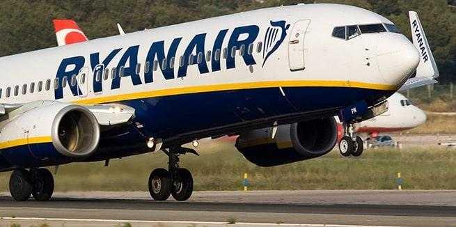 București – Palermo cu Ryanair, din 28 martie 2017