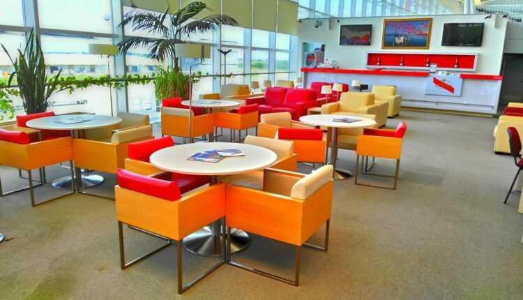 Saloanele Business și VIP de la Aeroportul Internațional Henri Coandă