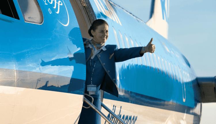 KLM Cityhopper la 50 de ani de zboruri