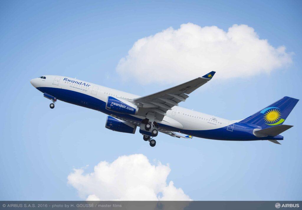 Airbus A330 RwandAir
