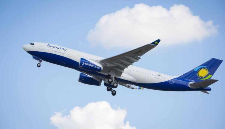 Primul Airbus A330 RwandAir a fost livrat
