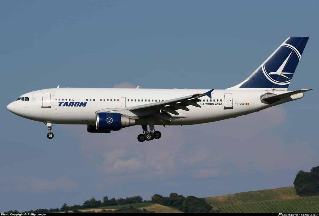 Airbus A310 YR-LCB TAROM