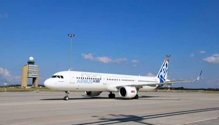 Piloții Wizz Air testează noua aeronavă Airbus A321neo