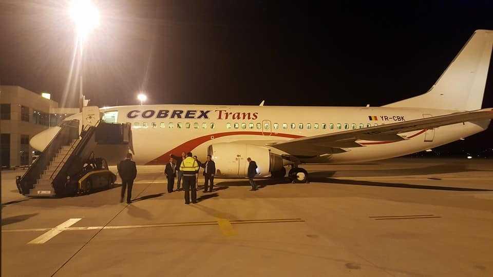 Boeing 737-300 Cobrex Trans