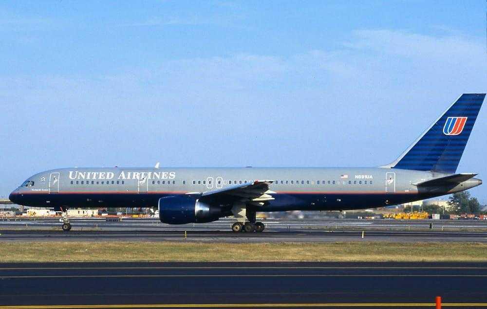 Boeing 757–222 (N591UA)