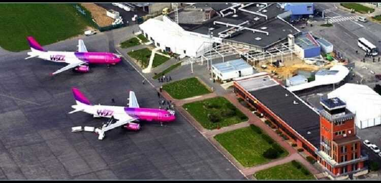 Craiova – Paris Beauvais cu Wizz Air, din 26 martie 2017
