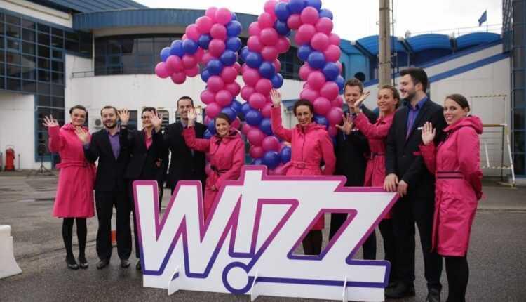 10 ani de Wizz Air la Târgu Mureș și 2 milioane de pasageri transportați