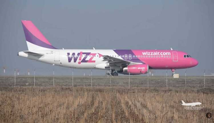 A 26-a bază Wizz Air, la Chișinău