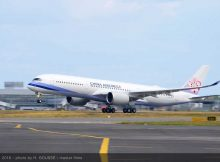 Airbus A350-900- China Airlines