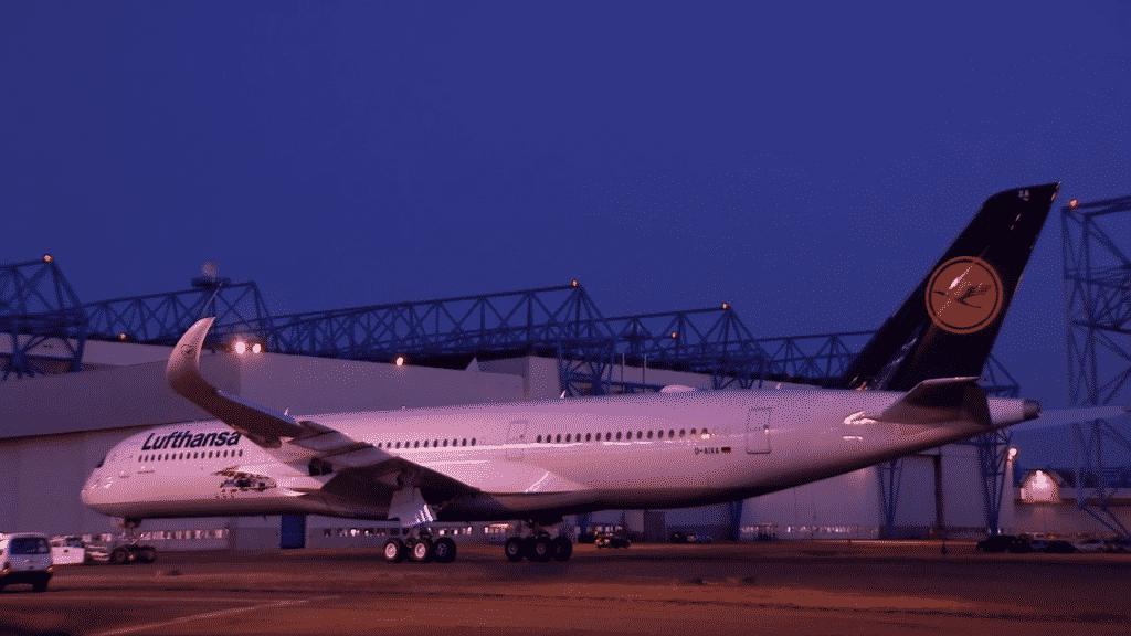 a350-900-аэробус-Люфтганза
