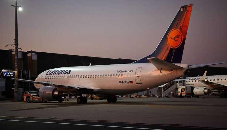 #ThankYou737: 29 octombrie 2016, ultima zi pentru Boeing 737 Lufthansa