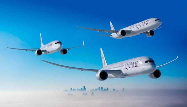 Qatar Airways a semnat o scrisoare de intenție pentru 60 Boeing 737 MAX