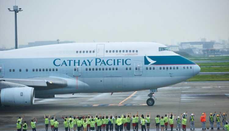Ultimul Boeing 747-400 Cathay Pacific a fost retras din serviciul comercial