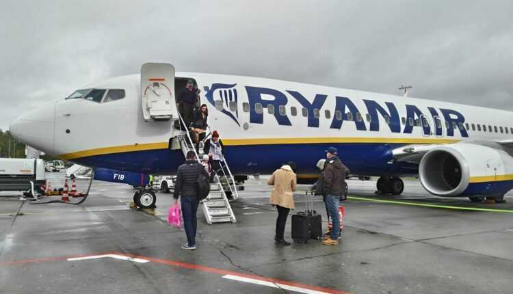 [Oferta Ryanair] 1 milion de bilete de avion de la 9.99 EURO/segment