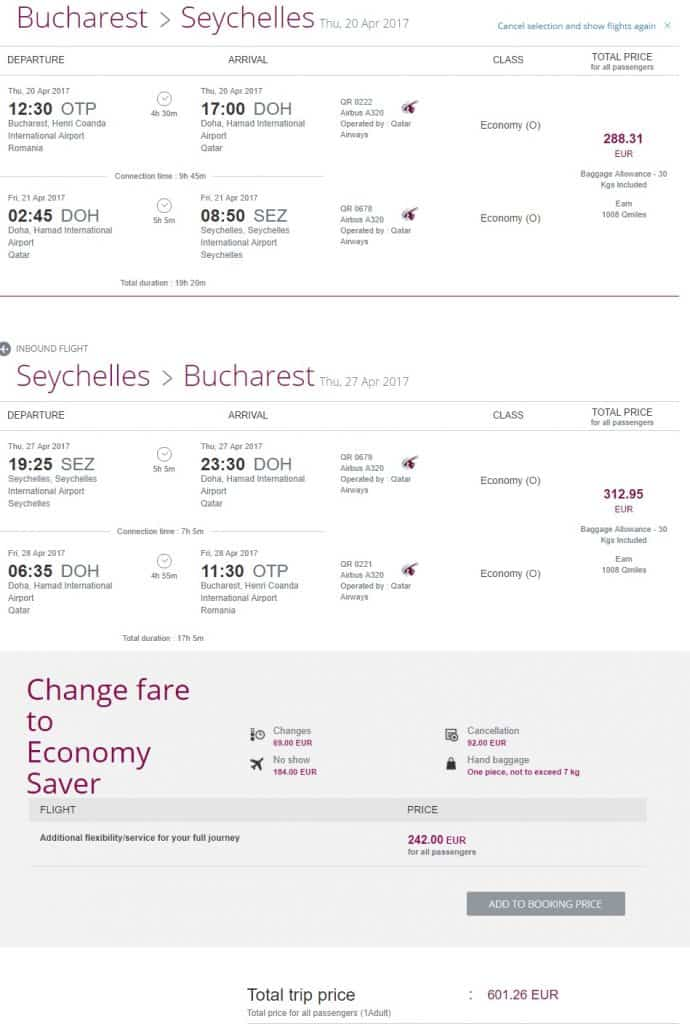 bucuresti-seychelles-qatar-airways