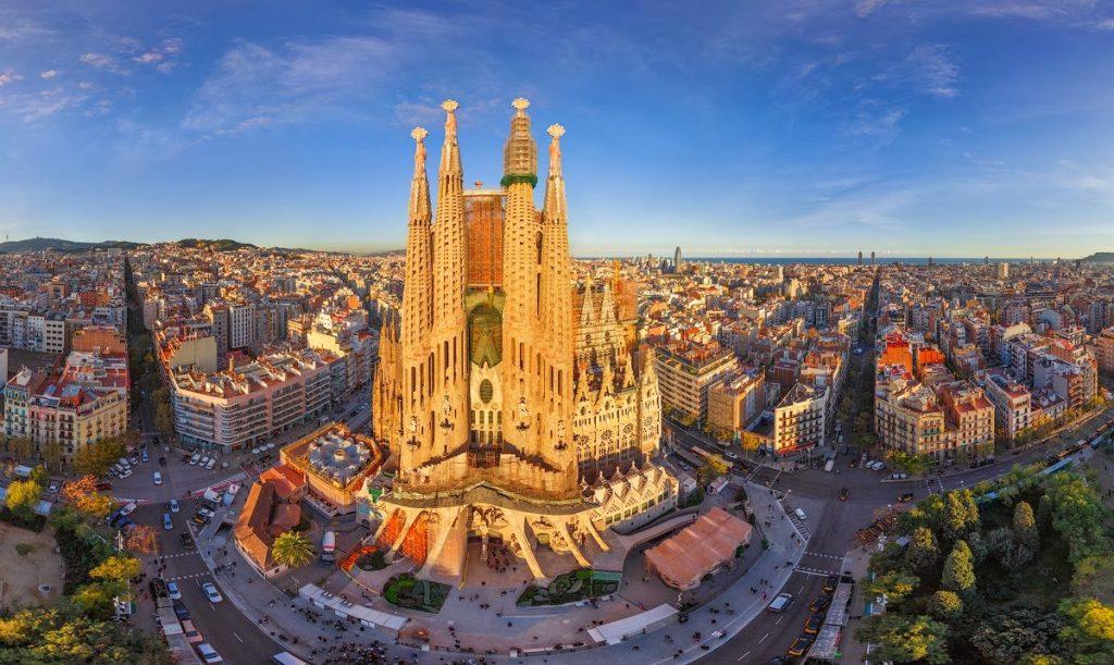 la-sagrada-aile barcelona