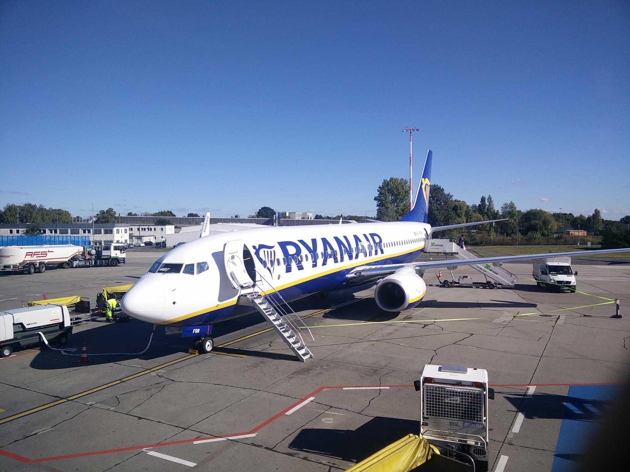 Ryanair la Berlin