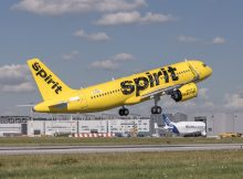 spirita airlines 320neo