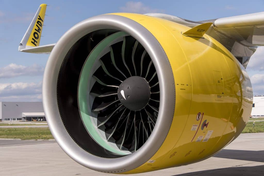 Spirit Airlines a320neo