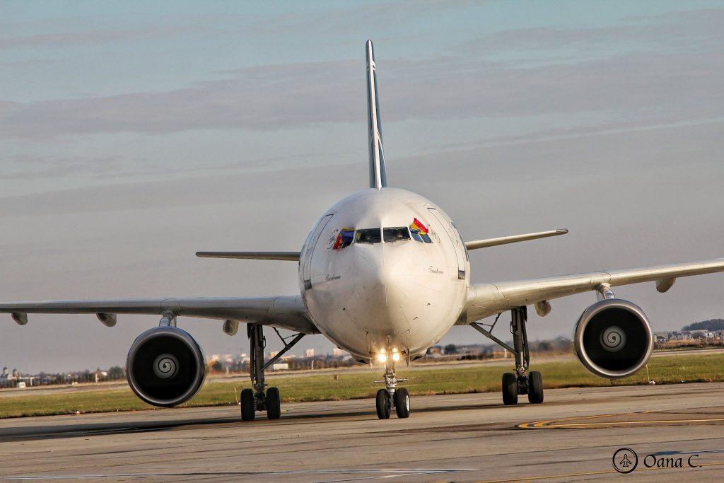 Airbus TAROM a310-yr-LCA