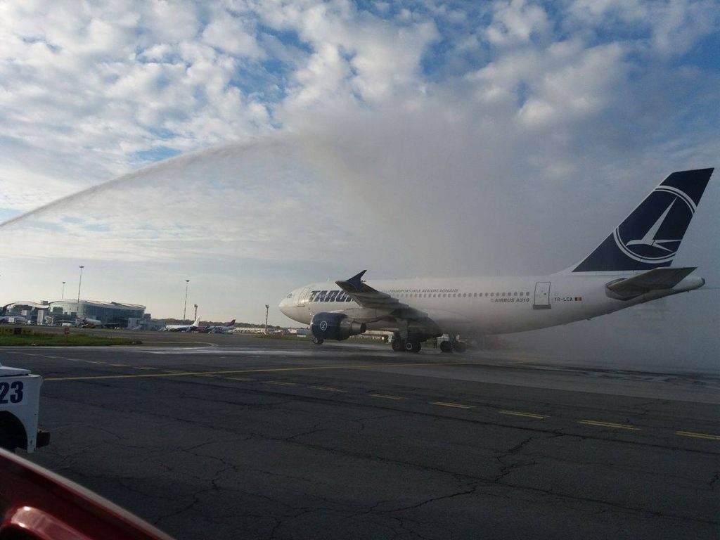 Airbus TAROM a310-yr-LCA 7
