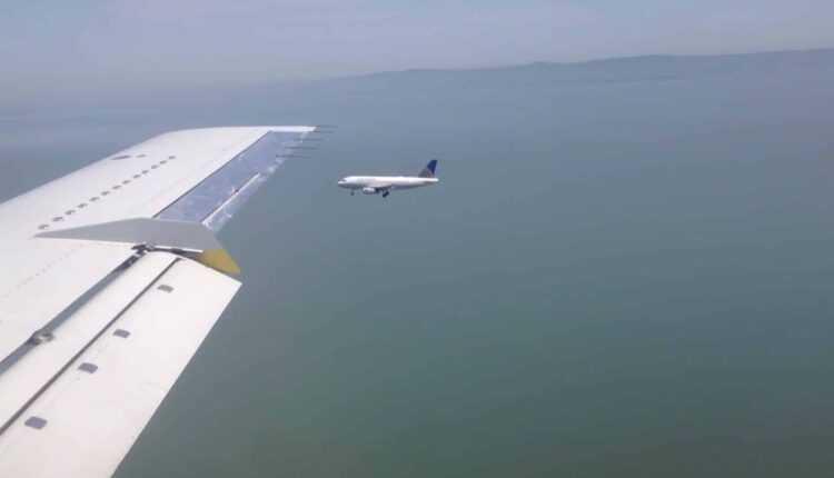 Aterizare în paralel la San Francisco (Video)