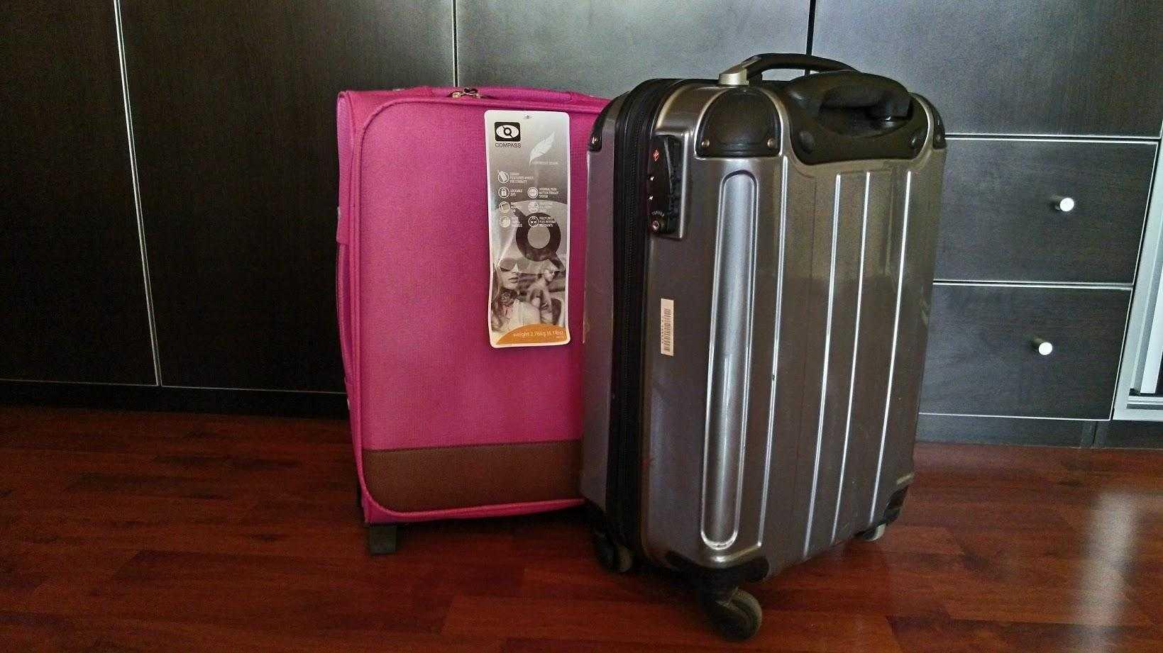 bagaj de mana aeroport
