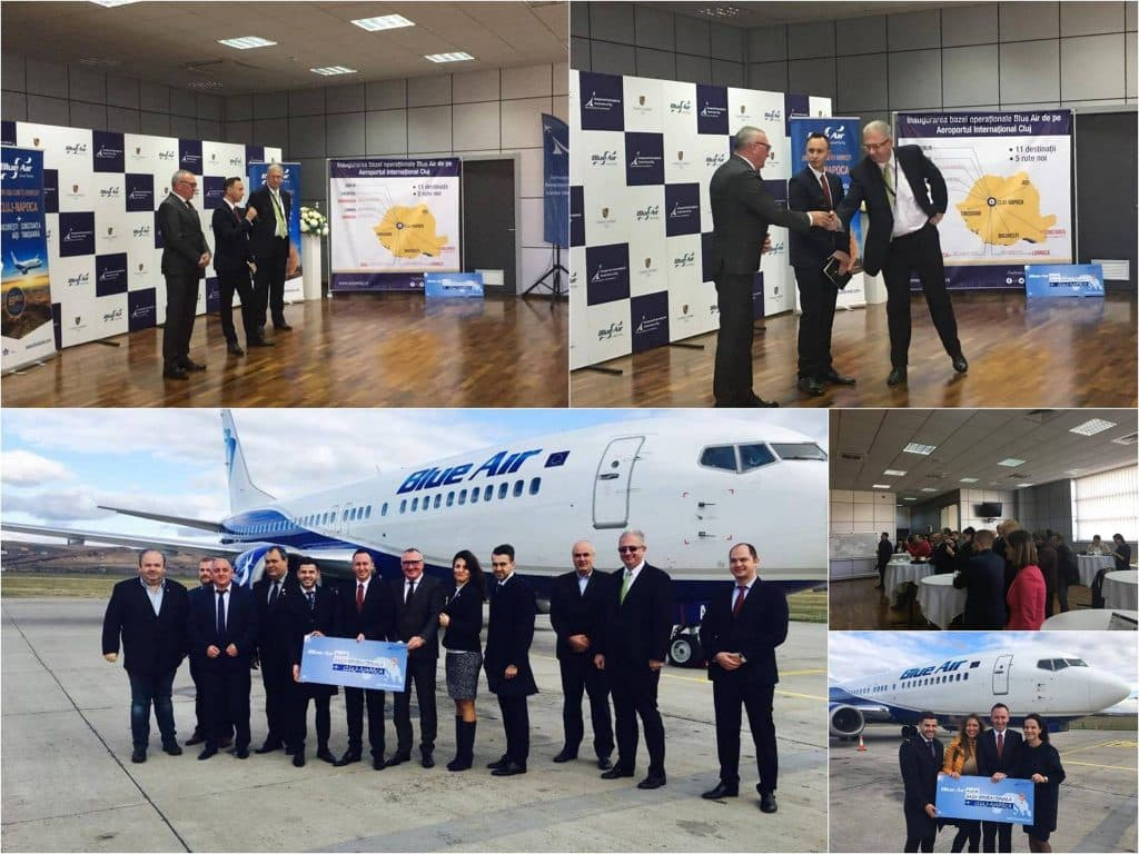 opening-basis-blue air-Cluj