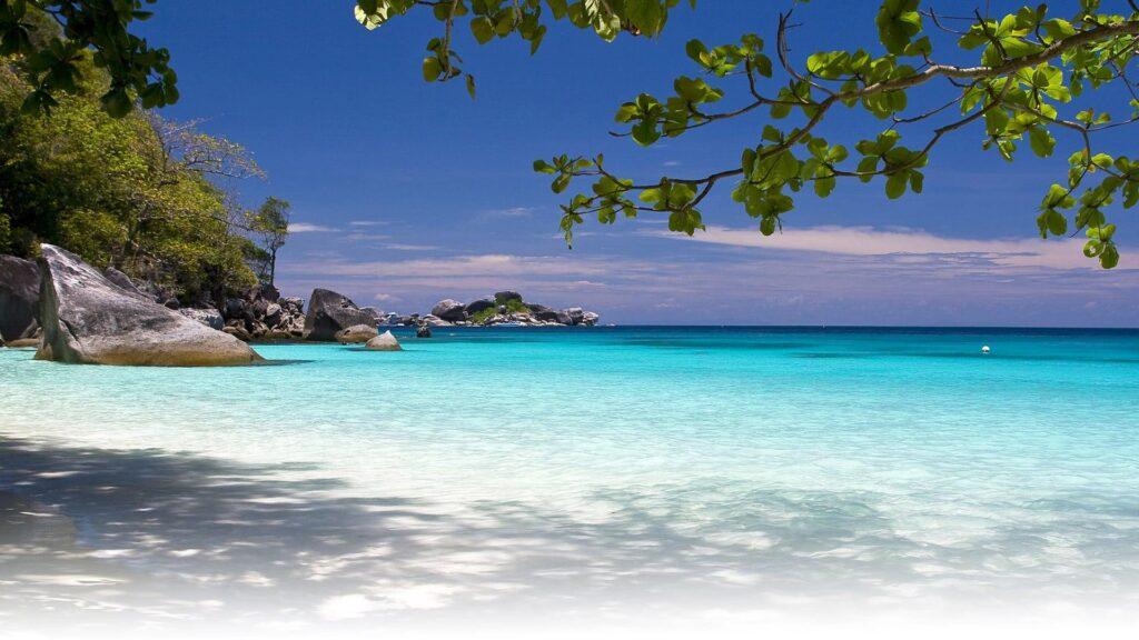 gümüş kumsal-Mauritius