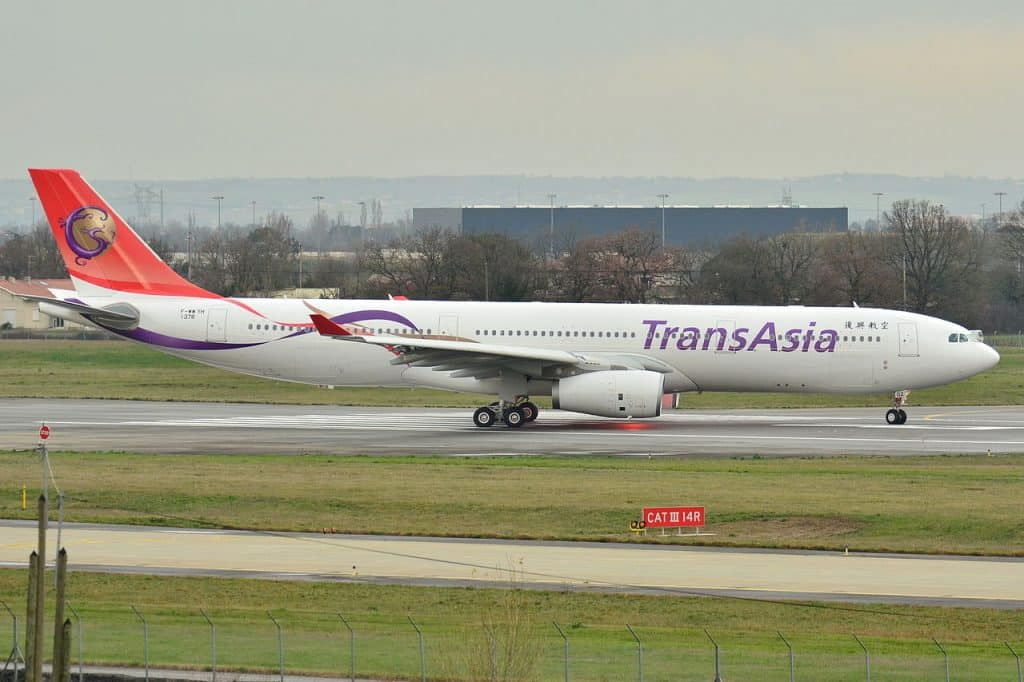 Airbus a330-300-transasia_airways