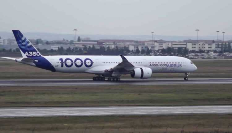 (VIDEO) Airbus A350-1000 (F-WMIL) a operat cu succes primul RTO (rejected takeoff)