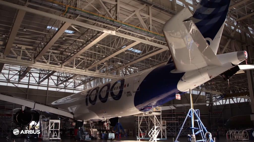 Airbus a350-1000 motorlar