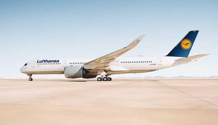 Primul Airbus A350-900 Lufthansa va fi livrat pe 19 decembrie 2016