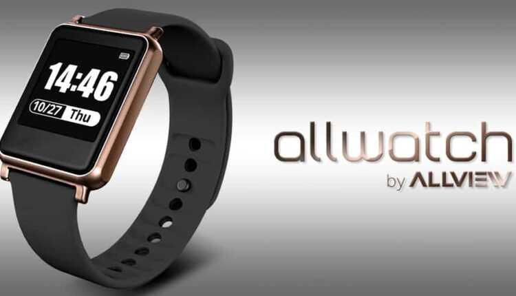 Allview Allwatch – ceasul inteligent care-ți ascultă inima