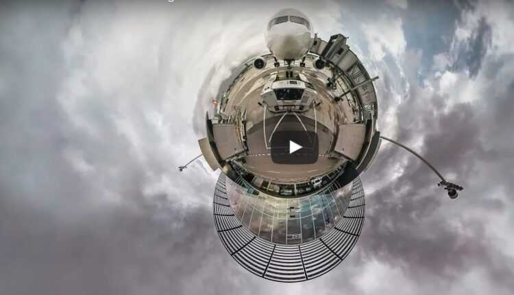(Video) Prezentarea Boeing 777-300ER SWISS
