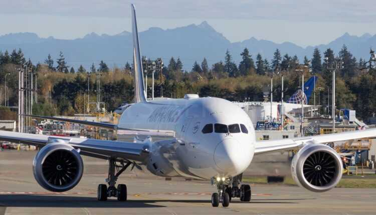 Primul Boeing 787-9 Air France a operat primul zbor (FOTO)