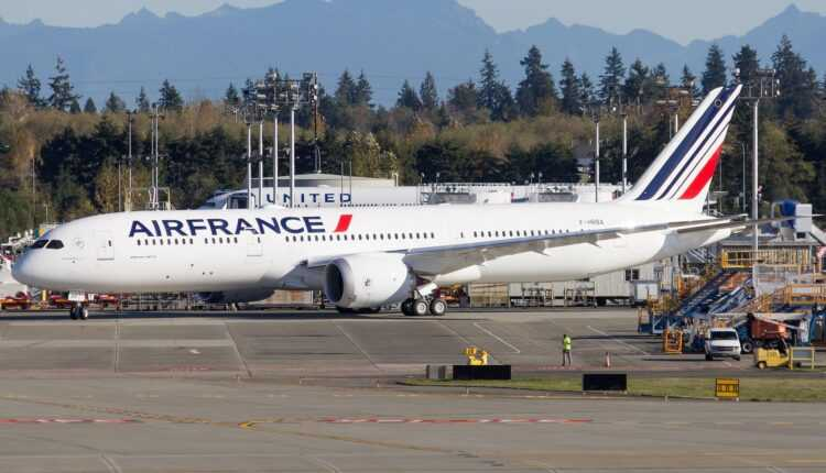 Paris – Montreal cu Boeing 787 Air France