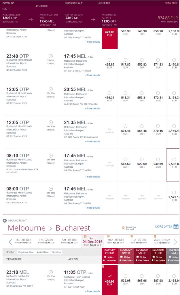 bucuresti-melbourne-qatar-875-euro