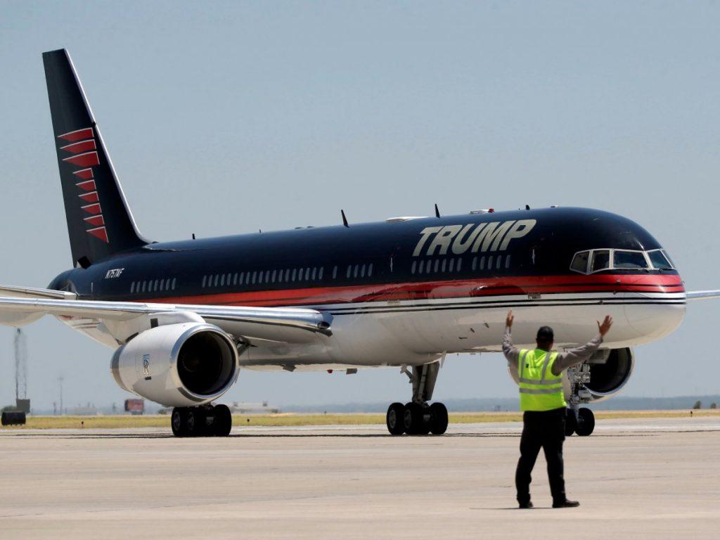 donald-trump-boeing-757-200-1