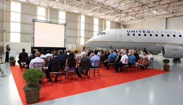 Embraer și United au semnat un acord pentru 24 de avioane E175